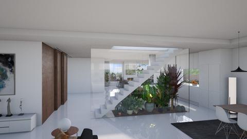 Estoril IV - Modern - Kitchen  - by Claudia Correia