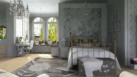 Bedroom - Classic - Bedroom  - by XValidze