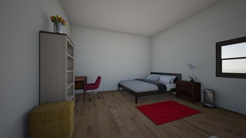 planning - Bedroom  - by sainth