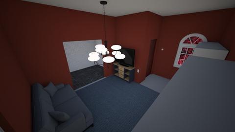 Amelie 2 - Living room  - by Agnes_Bujnick
