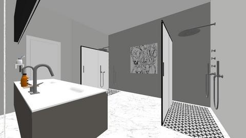 Bathroom 1 - Bathroom - by Poey