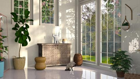 sunny - Living room - by tax benefits