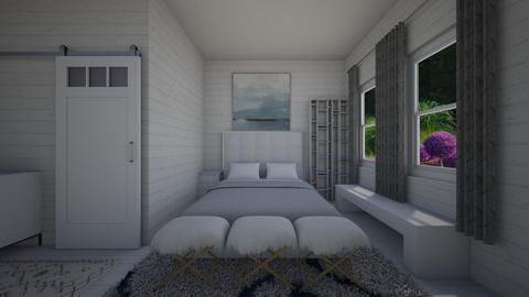 Beach Resort Bedroom - Bedroom  - by PenAndPaper