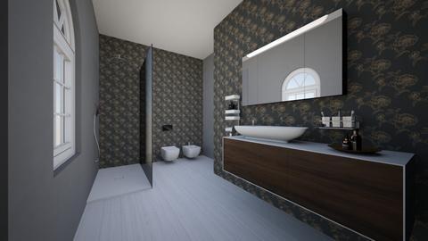 Tailor Nails  - Bathroom  - by Sergio Shkullaku