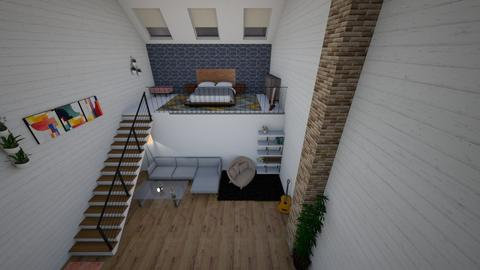 Loft design - by DreamerStar202