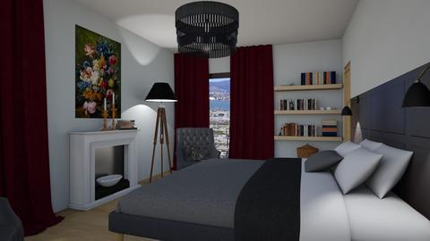 Bedroom Crush - Eclectic - Bedroom  - by Mihaela Zahariea