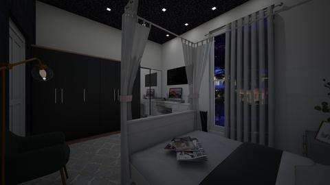 JGF7 - Bedroom  - by rea sabs