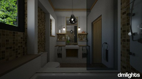 Projekat _ Kupatilo - Bathroom - by DMLights-user-1025330