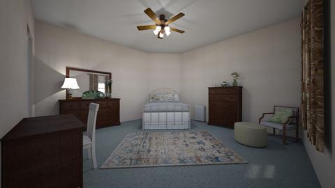 before - Classic - Bedroom  - by joetee