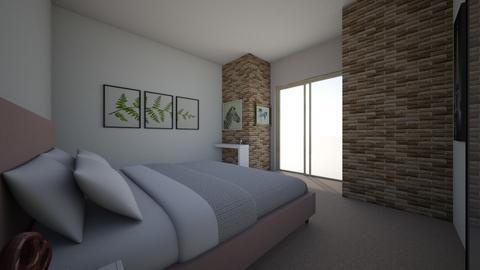 ximena cuarto 3  - Modern - Bedroom  - by goos 104