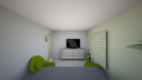 tonipepi - Kids room - by nadiapepcho