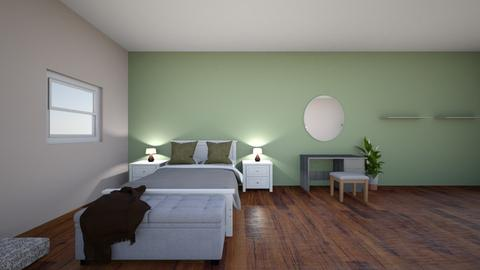 paytons room - Bedroom  - by darcymcle
