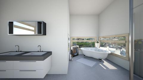 bathroom5brooklyn - Glamour - Bathroom  - by Robacki