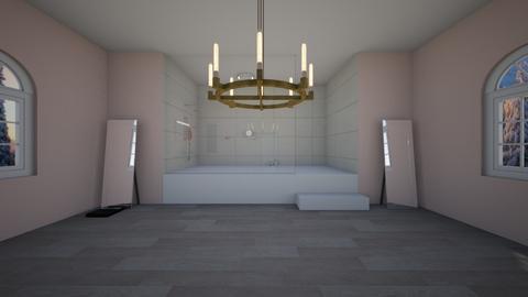 Rose Gold Bathroom - Glamour - Bathroom - by avika