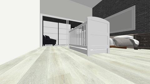 yatak odasi - Modern - Bedroom  - by ceyhunks