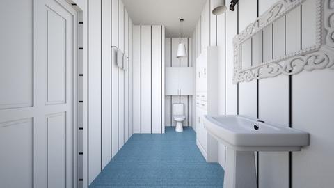 Mr  Mrs Holt  - Bathroom  - by DHRGW