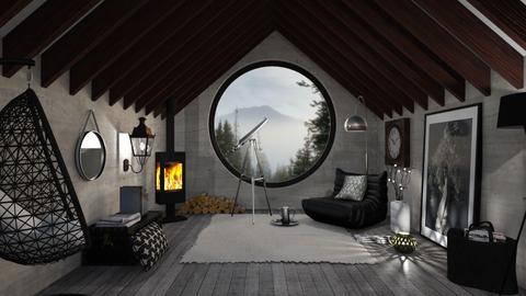 My Cozy Hideaway  - by lydiaenderlebell