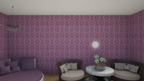 Folytatom - Bedroom - by langerreka