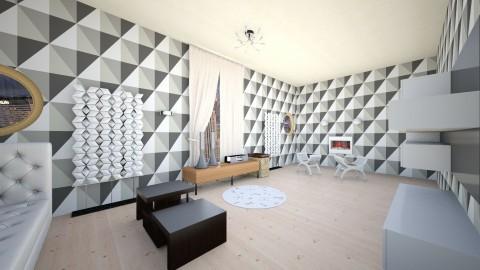 Recording Studio - Modern - Office  - by Christinafischborn