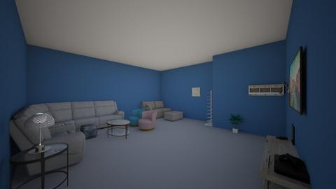 Whack  - Living room  - by morgs132411