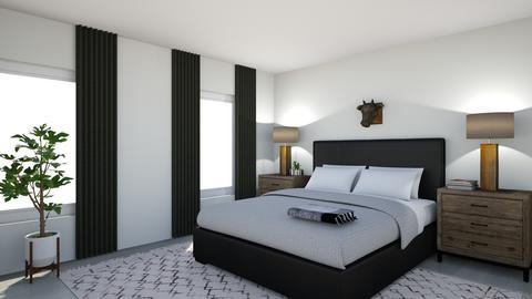 templar bedroom - Bedroom  - by bryanheinze