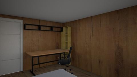 Makaya - Modern - Bedroom  - by EdCorvet