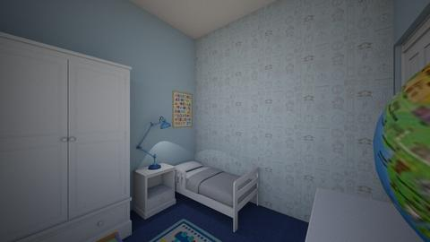 Isaac Room 2021 - Kids room  - by timmarsden