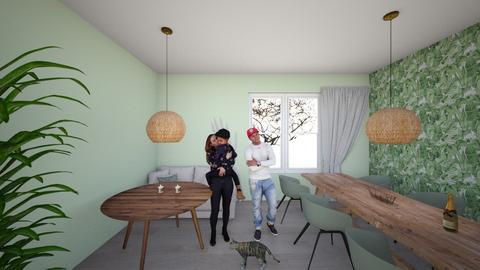 eetkamer - Modern - Dining room  - by Suus4