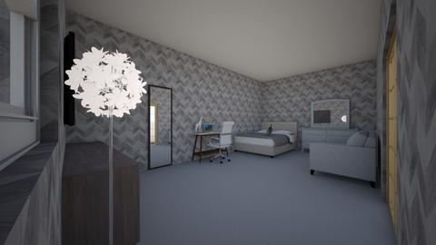 dream room - Modern - Bedroom  - by uc22jj387
