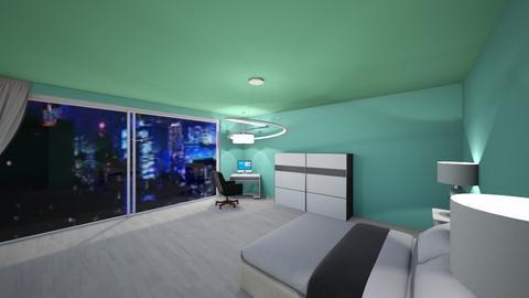 Bedroom Area Apartment 1  - Bedroom - by Ayayako