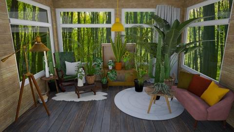 Living room  - Living room  - by elianowa