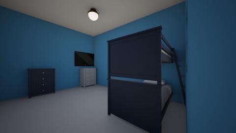 Jesus - Bedroom  - by jc9 fee