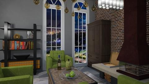 3_accent_chairs - Living room  - by deleted_1609868595_bleeding star