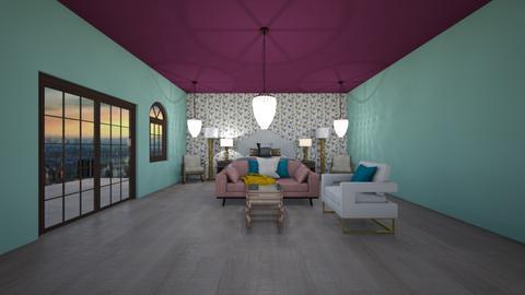 Nathalia Castillo - Classic - Bedroom  - by nathaliaromelycastillopalacio