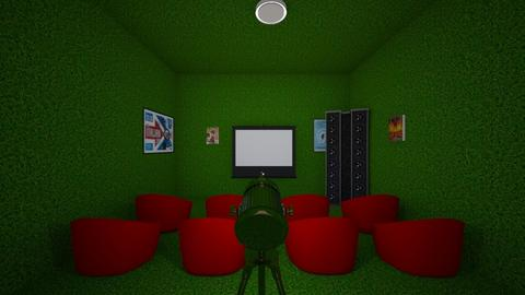 Movie Room - by JackMa