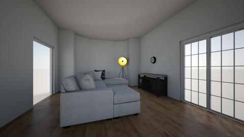 zkouska gauce - Living room  - by terezasivakova