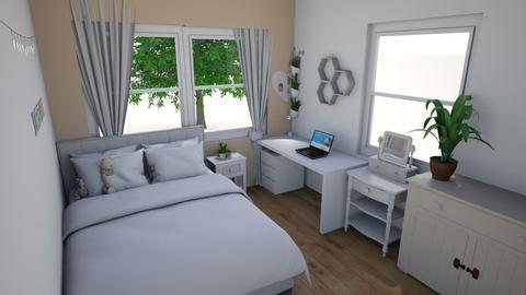 Hanna - Bedroom  - by Szimimi