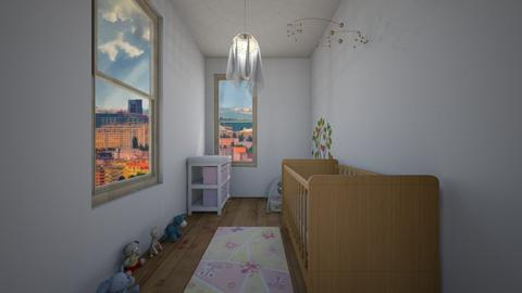 Baby - Classic - Kids room  - by Twerka