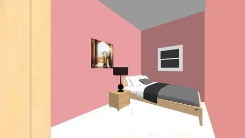 Bed room 2 - Classic - Bedroom - by naveenahr