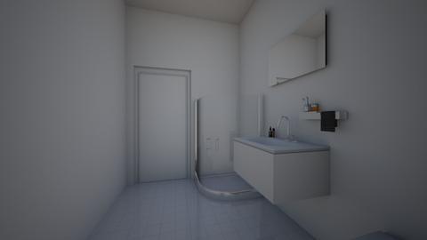 my room - Bathroom - by Tom12666