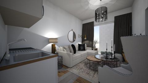 appartementt - Kitchen  - by StanKoenders19