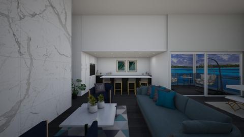 home LAURA - Modern - Living room  - by Bedrica