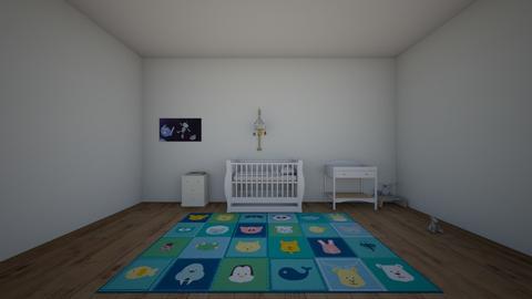 nursery - Kids room  - by kearahnicole