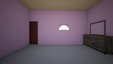 DULCE MIEL  - Minimal - Bedroom  - by Anel Gomero