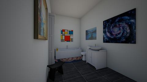 BOB2 - Bathroom  - by ndkbkdadclkdc