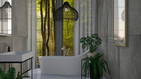 relax - Bathroom  - by Sirtzuuyy