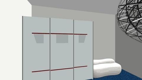 deniel gonzalez - Bedroom - by denyellllll