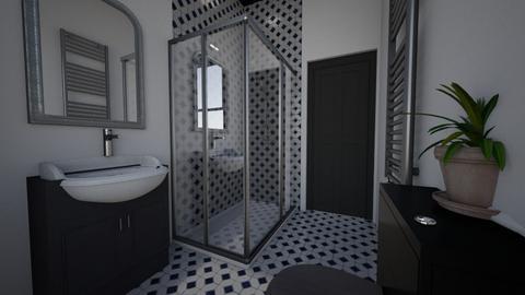 Bathroom shower Carn Brac - Bathroom  - by Lisett