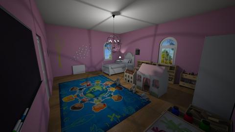 My child room - Classic - Kids room  - by Kristina doslja