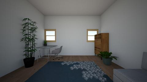 beautiful - Minimal - Office  - by ICKAPOO
